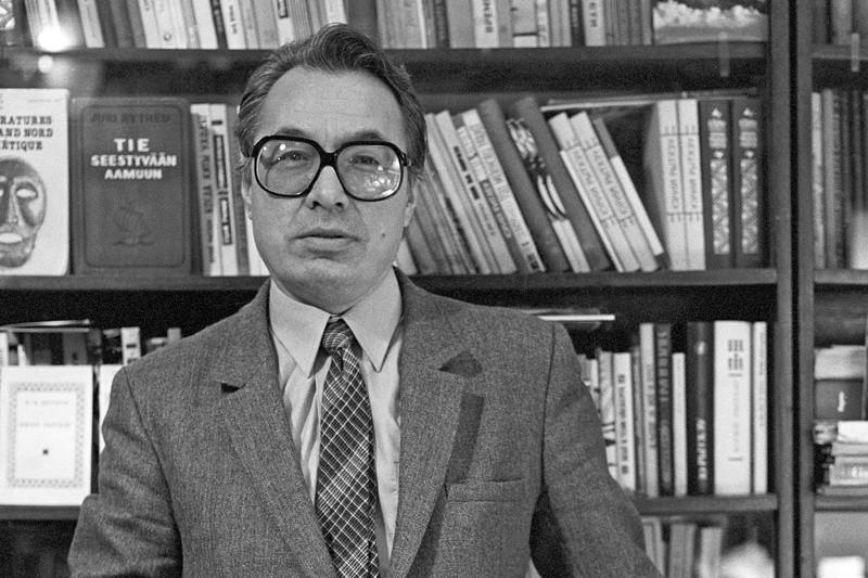 Юрий Рытхэу, предполагаемый автор анекдотов про чукчу.