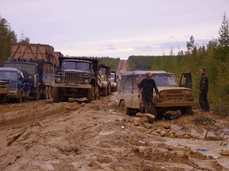 Колыма и Аляска - дороги. Сравниваем!