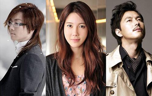 Jung Woo Sung reveals that he still loves Lee Ji Ah ...