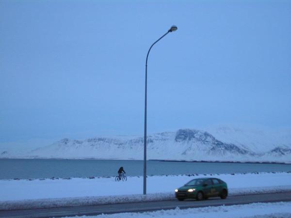 Reykjavik, Esja, december 2011