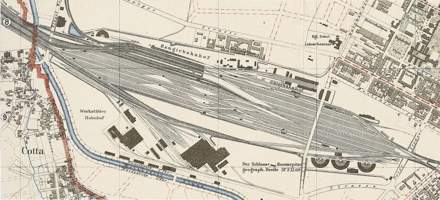DresdenFriedrichstadtStadtplan1900