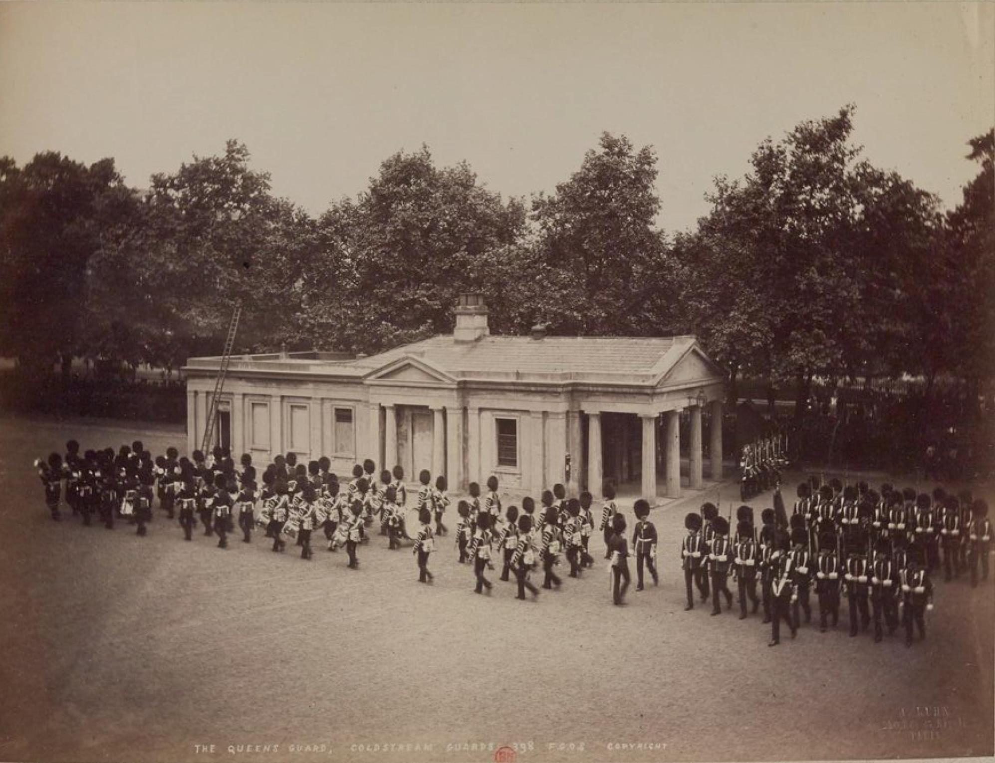Колдстримский пехотный гвардейский полк Её Величества