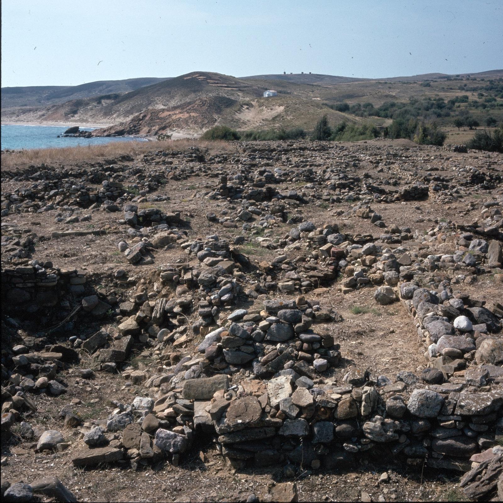 Древнейшее неолитическое поселение Полиохни.