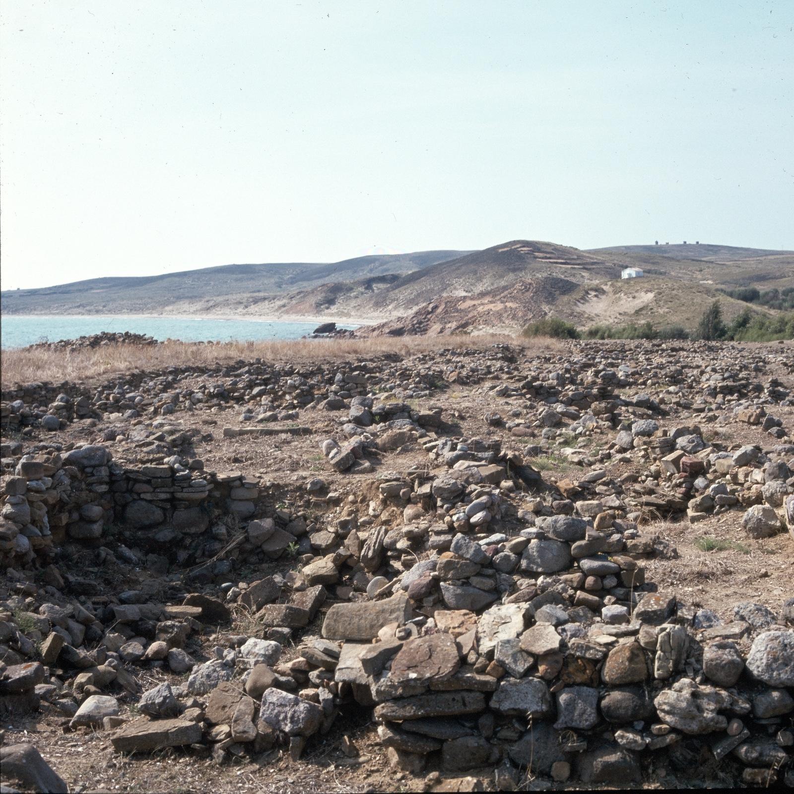 Древнейшее неолитическое поселение Полиохни