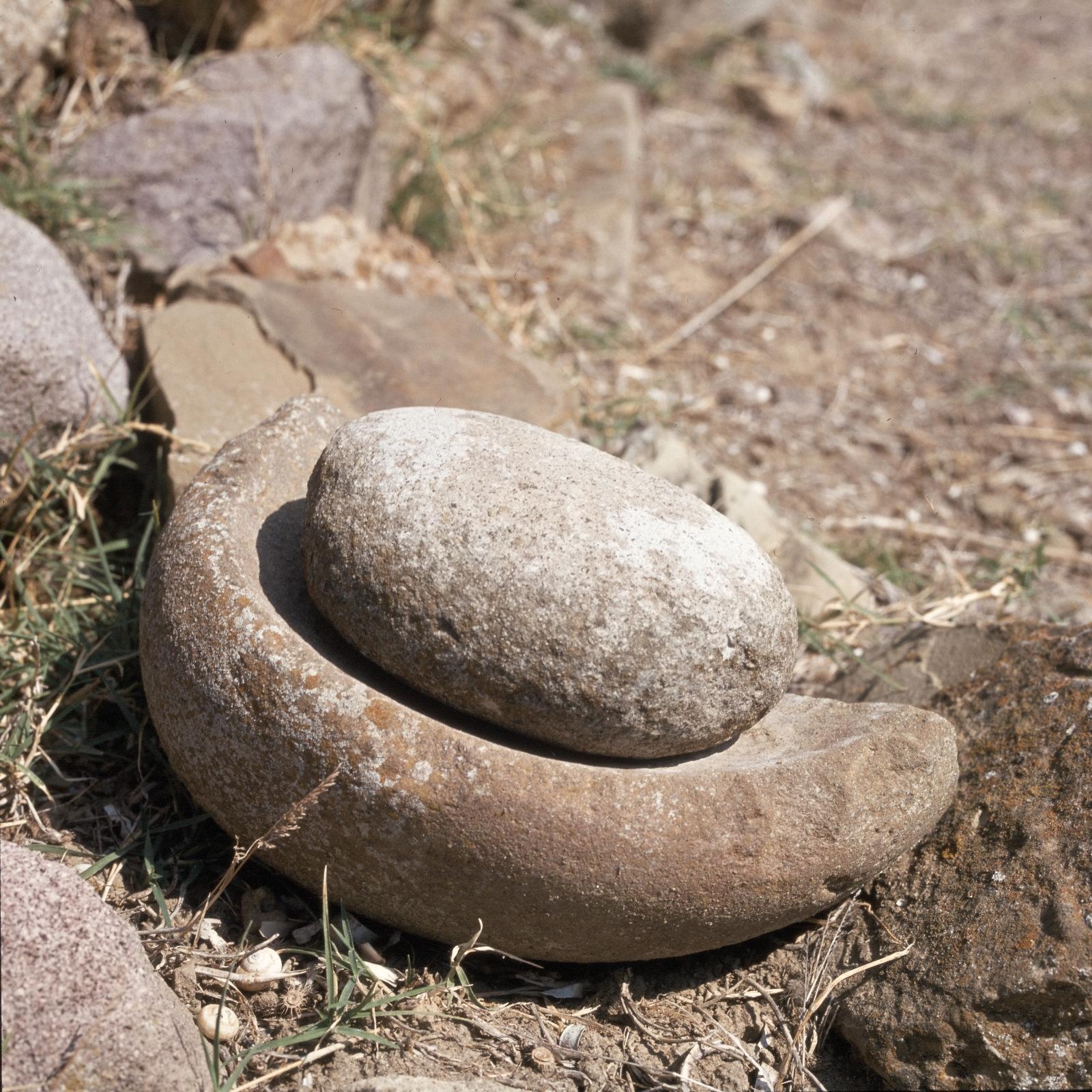Древнейшее неолитическое поселение Полиохни. Каменная чаша