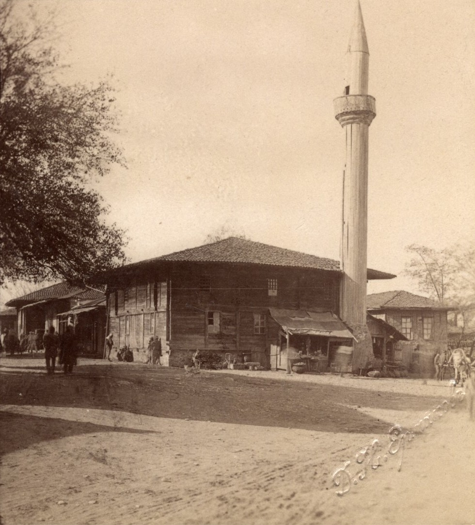 Мечеть Мумти Джами
