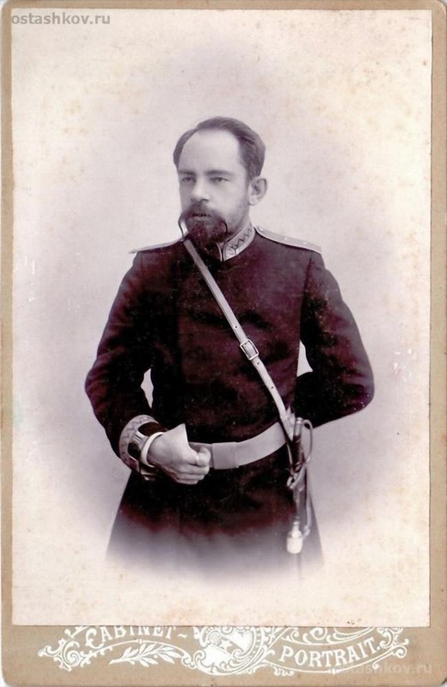 Суворов Иван Иванович. (1868- 13.03.1922) Начальник тюремного замка