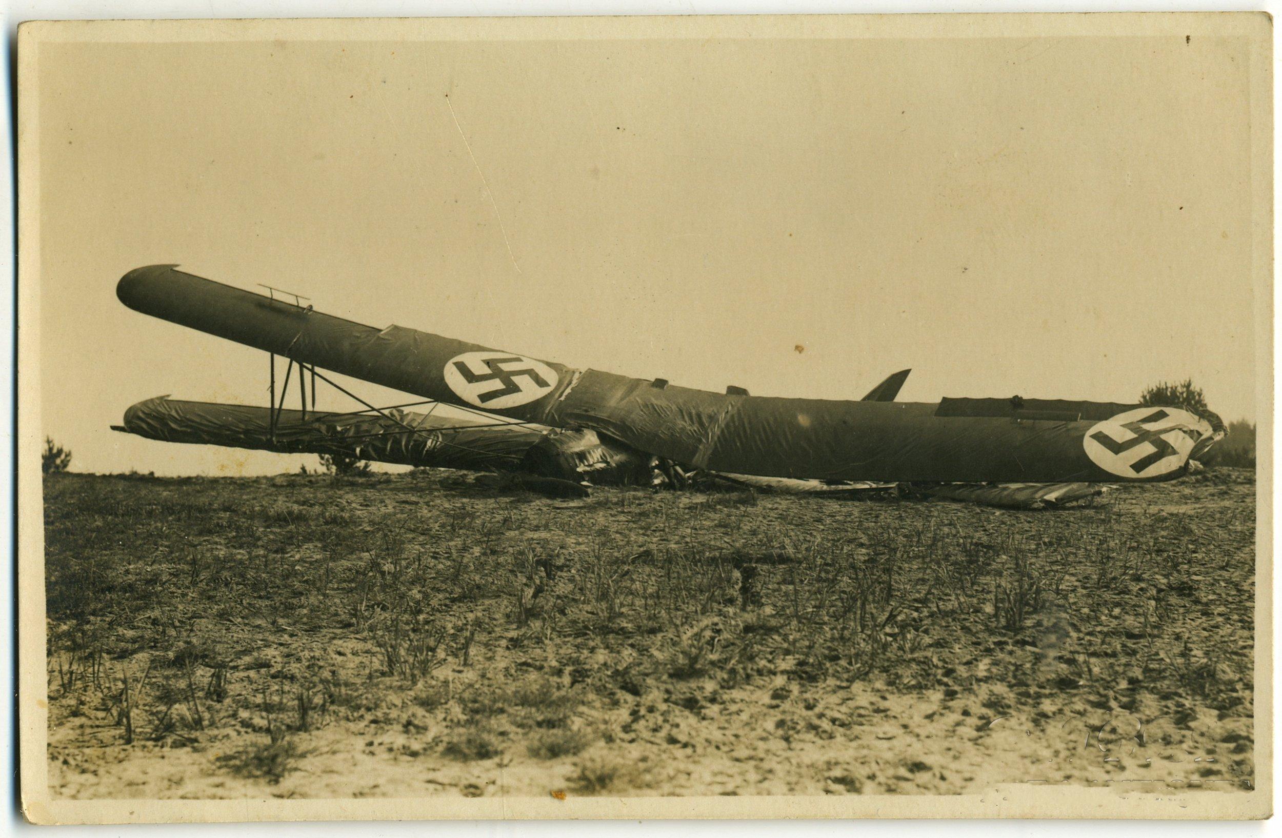 1930-е. Латвийский авиационный дивизион 19