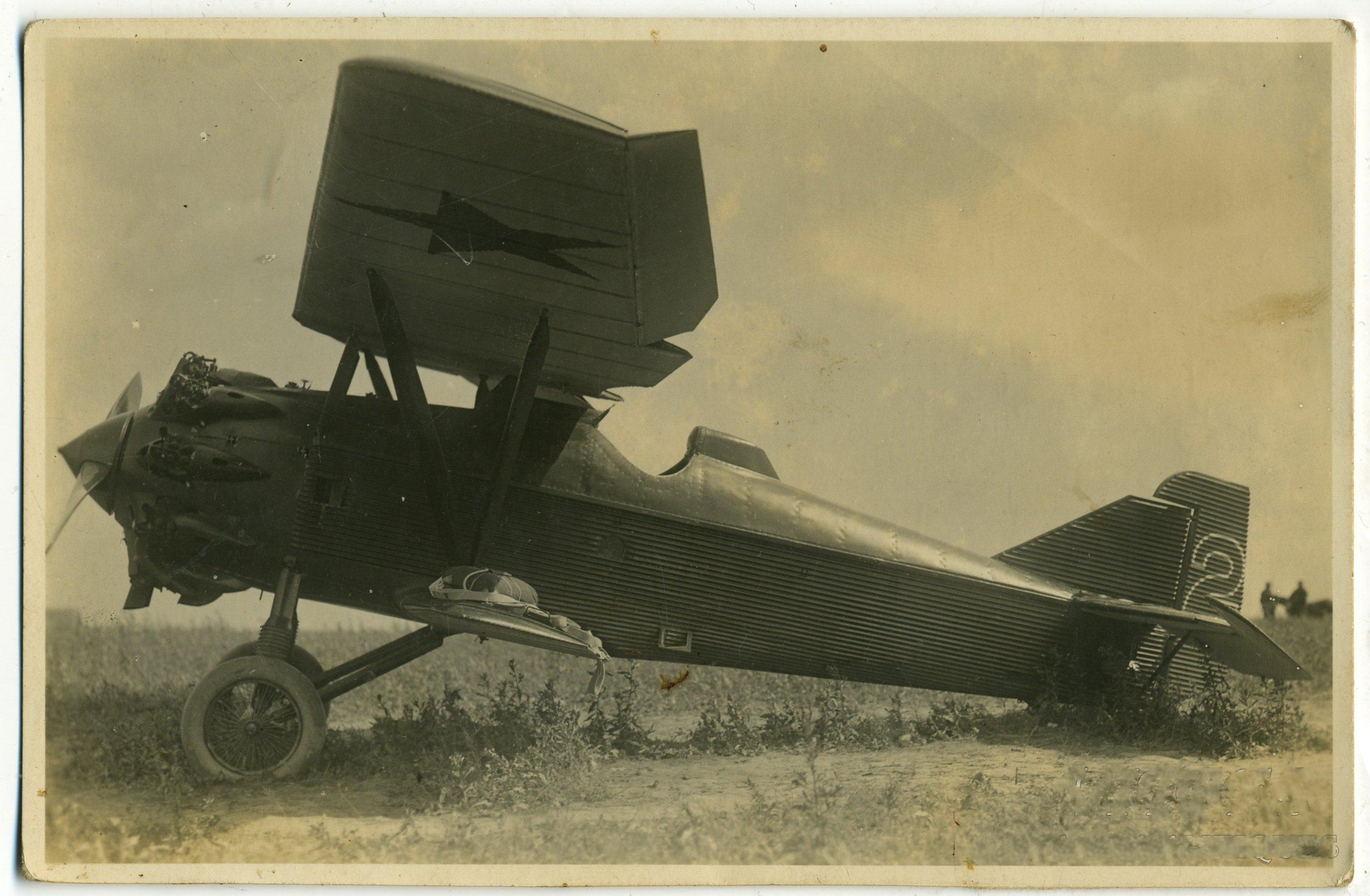 1930-е. Латвийский авиационный дивизион (55
