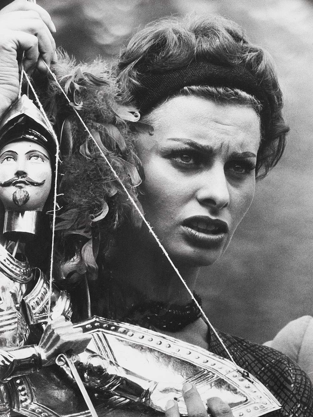 1960. Софи Лорен.