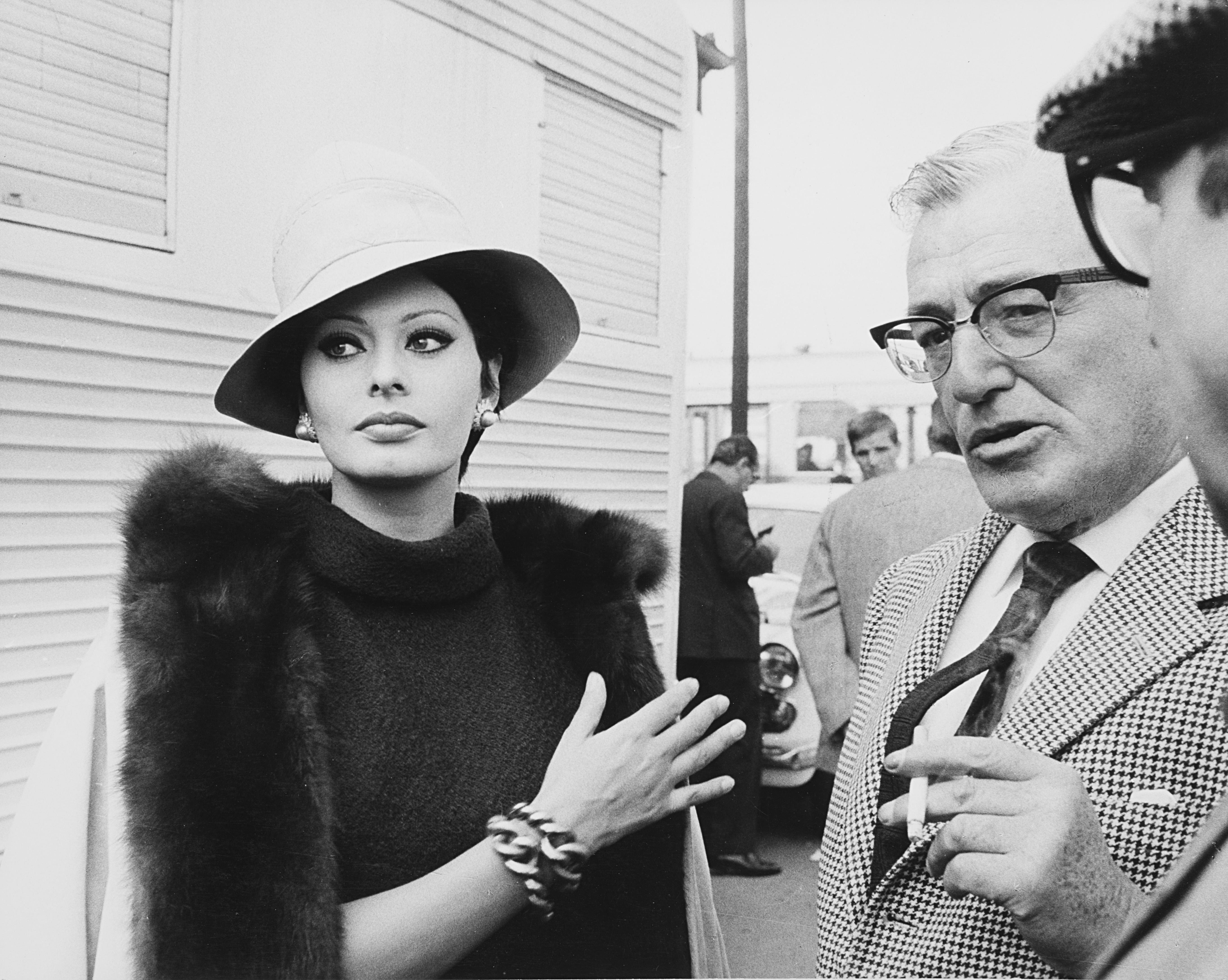 1960. Софи Лорен