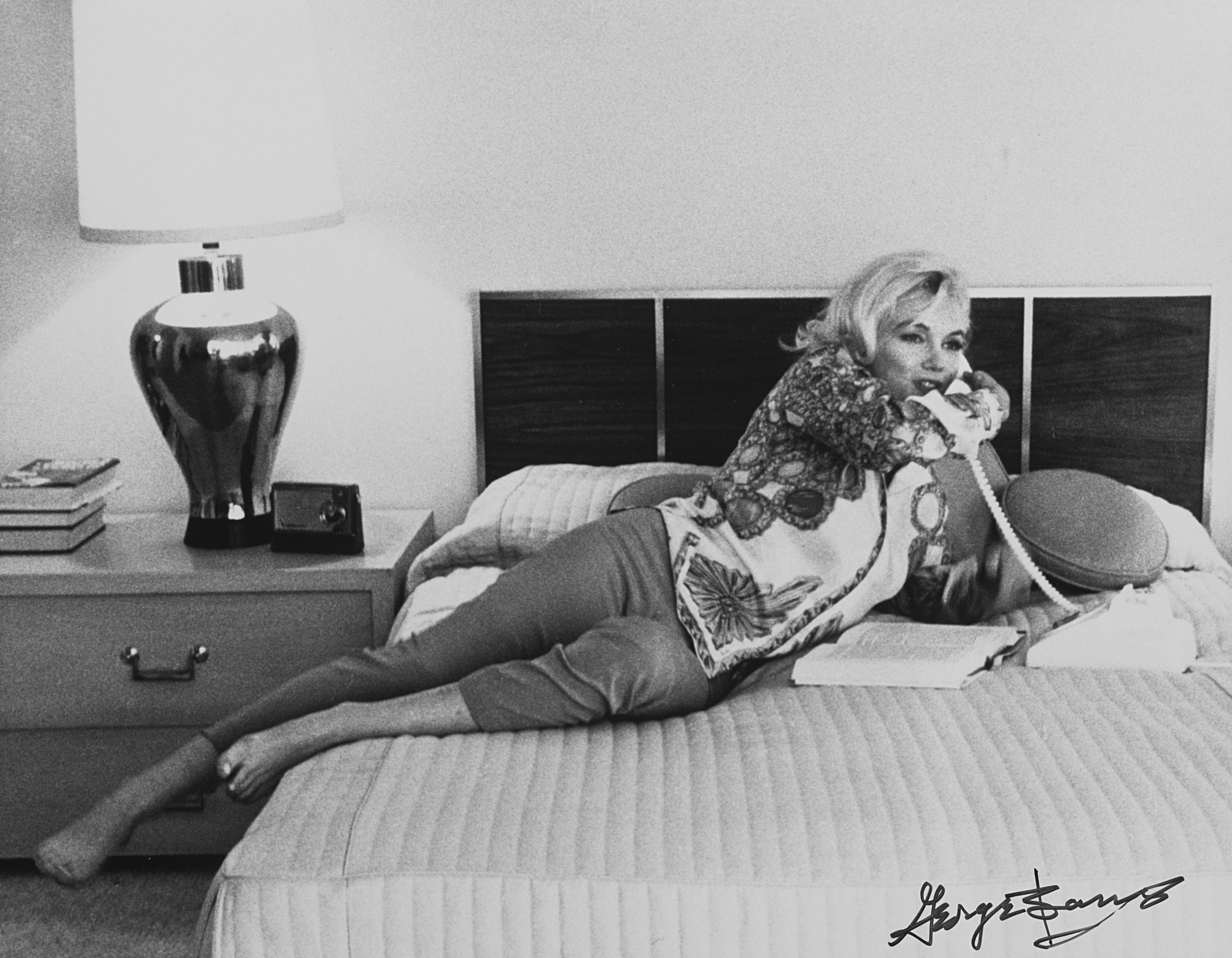 1962. Мэрилин Монро