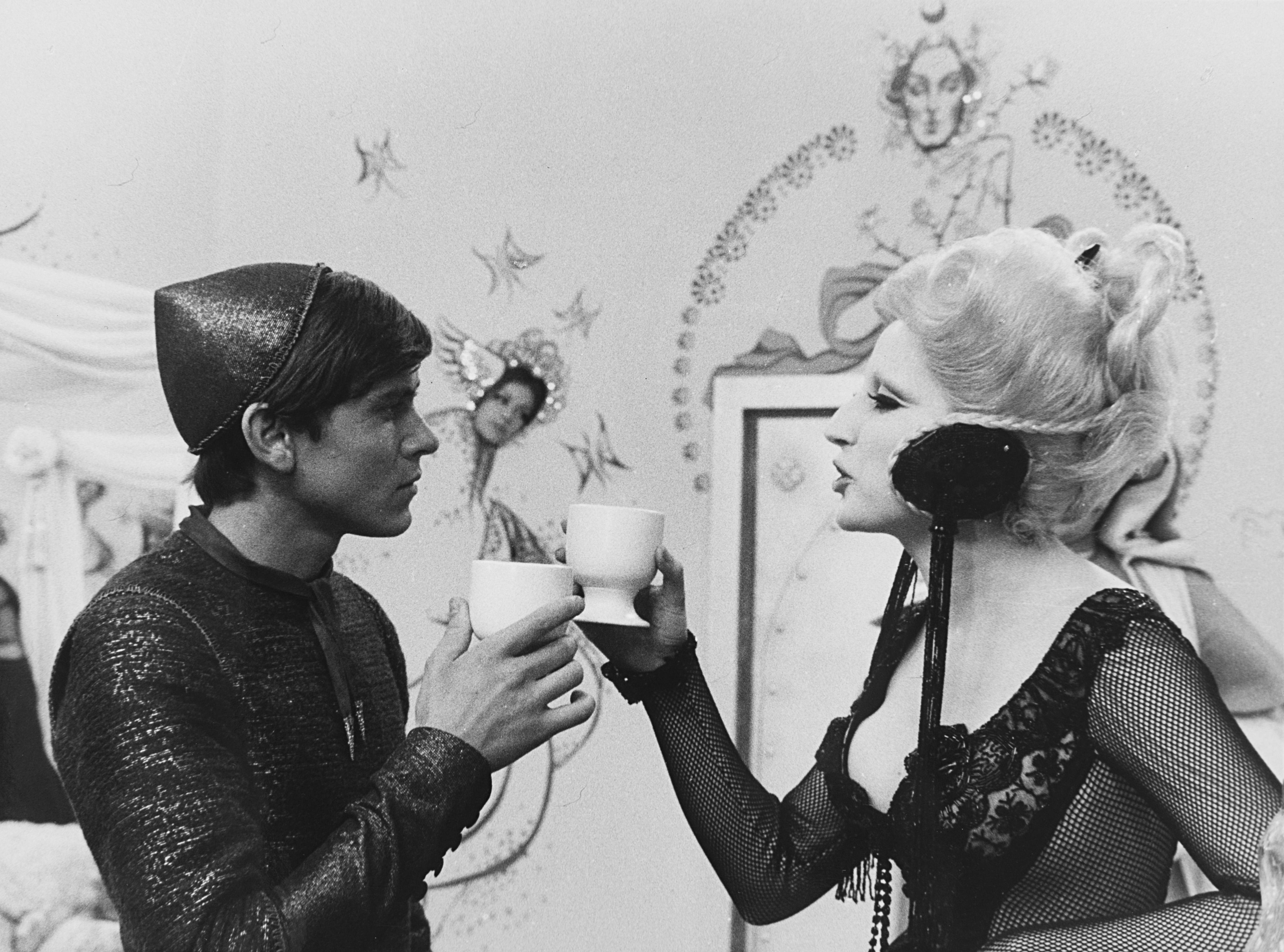 1970. Мина и Джанни Моранди