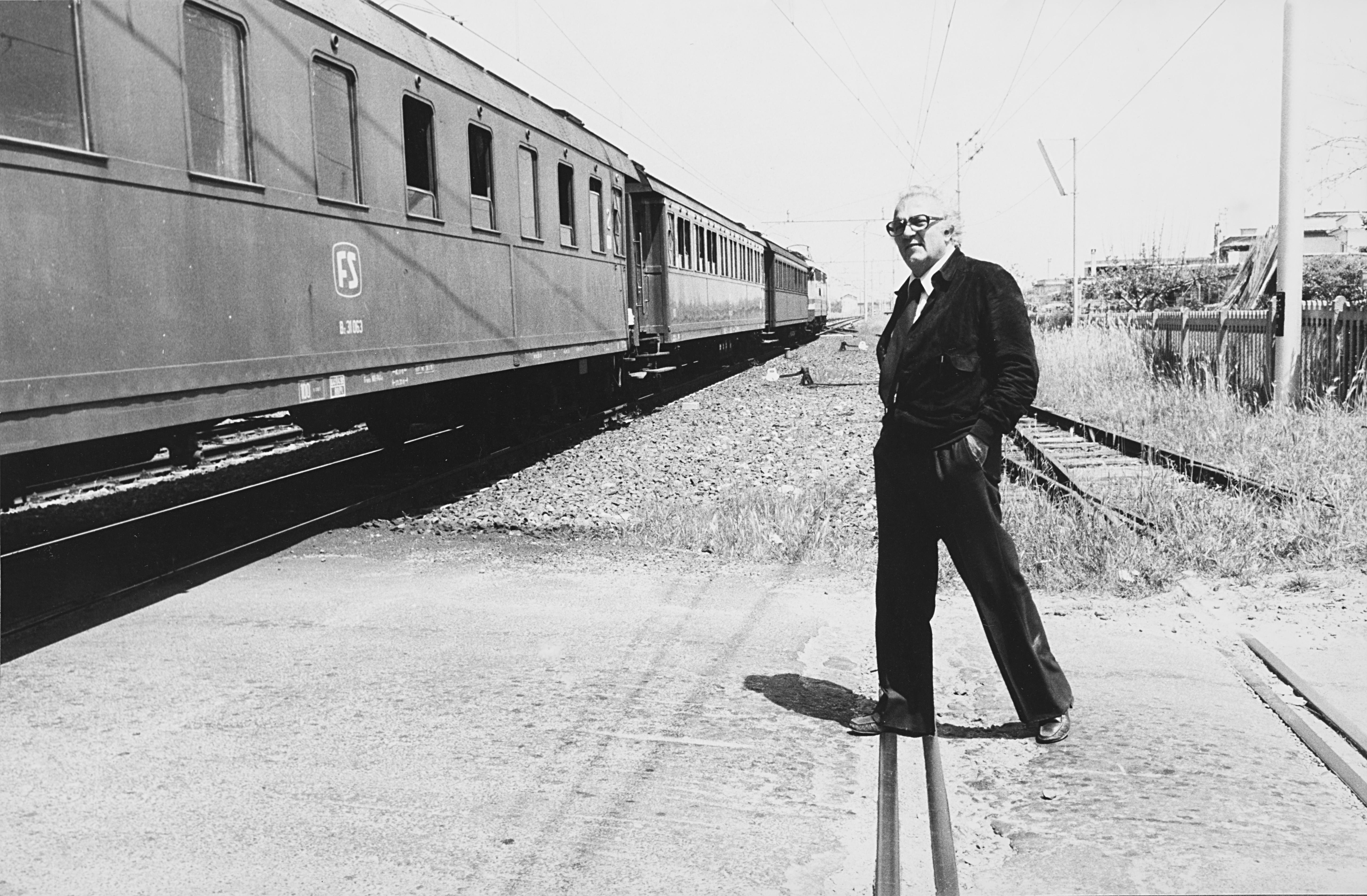 1970. Федерико Феллини
