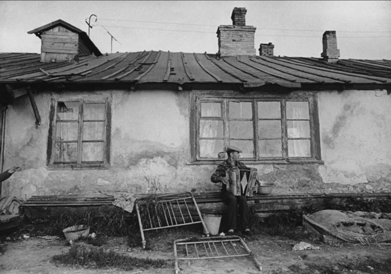 1968.  «На заваленке»