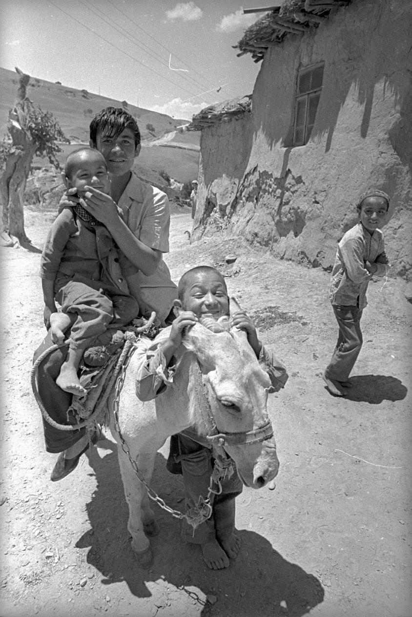 1970-е. Хороший день. Средняя Азия