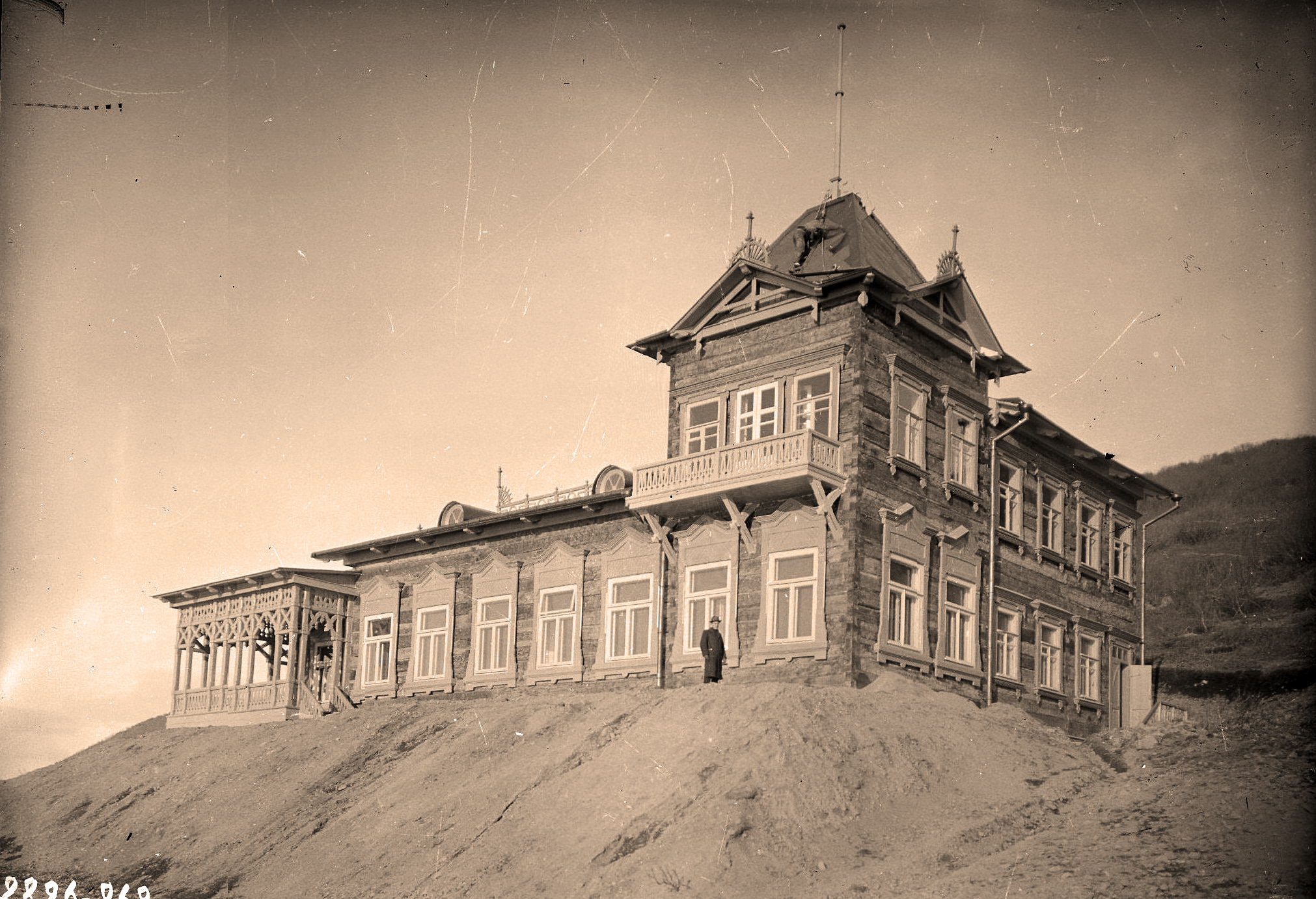 5. Губернская канцелярия.