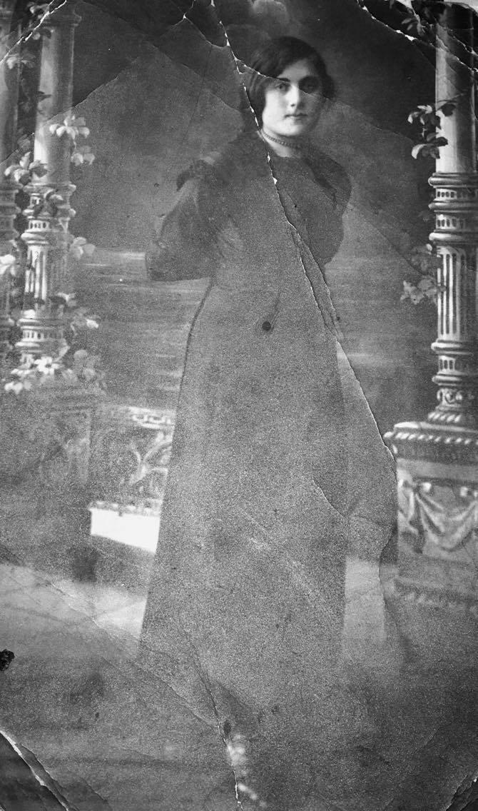 Х. Трейгер, 13 сентября 1913