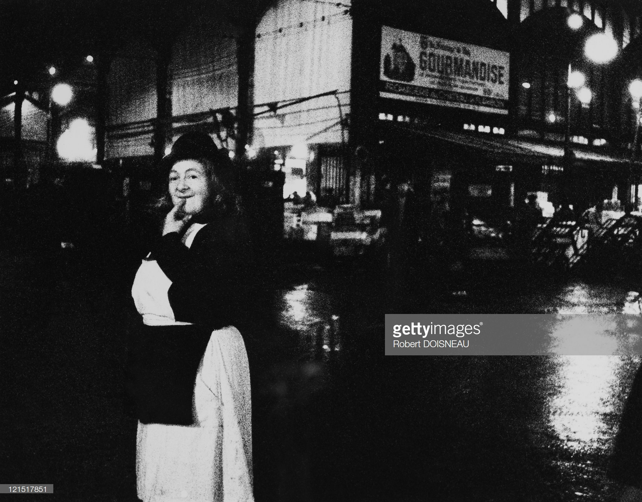 1960. Ле-Аль. Открытие рынка