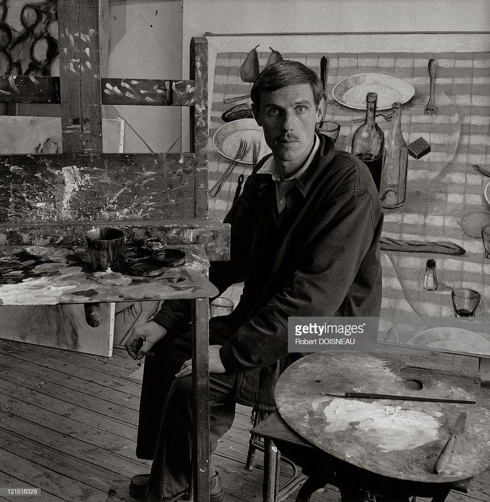 1955. Томпсон