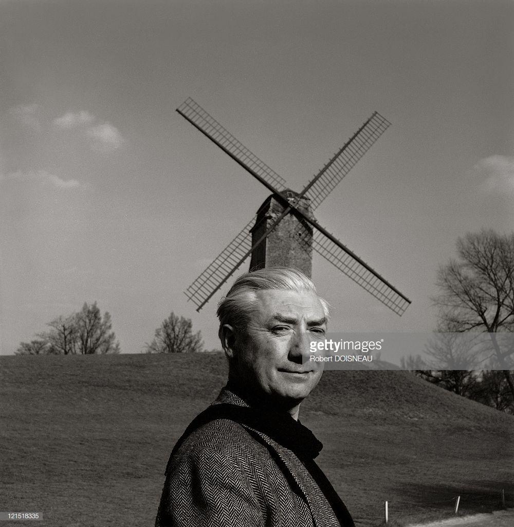 1956. Живописец-сюрреалист Феликс Лабис