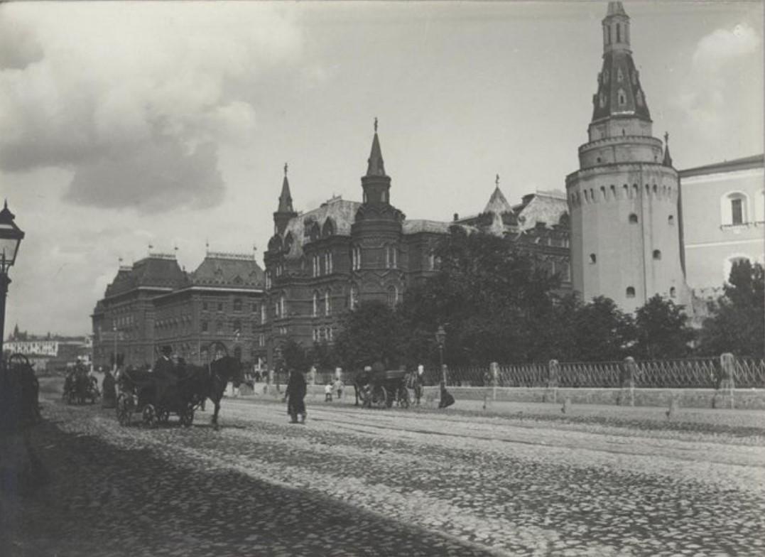 1896.  Городская Дума. Исторический музей. Июнь