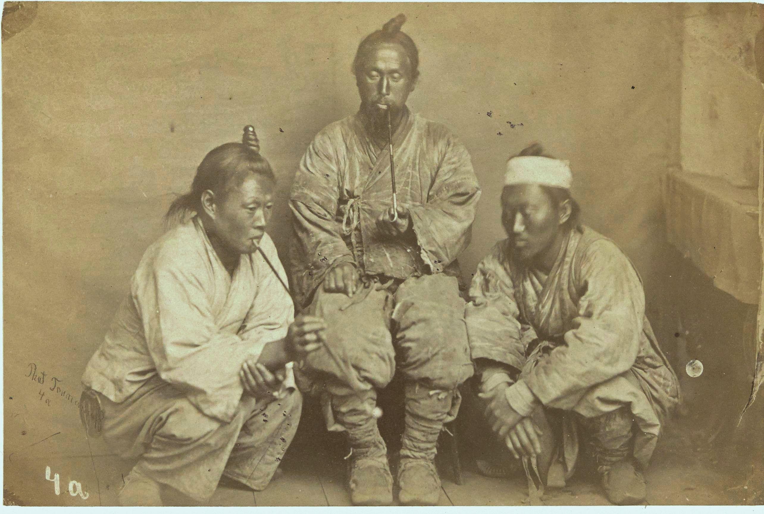 Корейцы из Владивостока