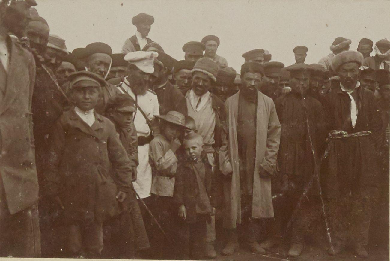 Оренбург. Киргизы