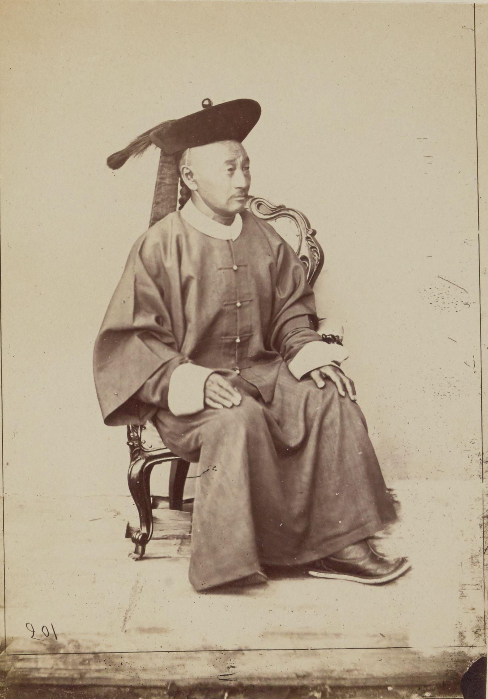 Монгольский губернатор в Урге