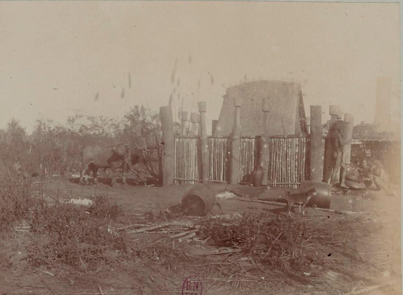 Бахнарское кладбище Кон-Тьерах-Хара