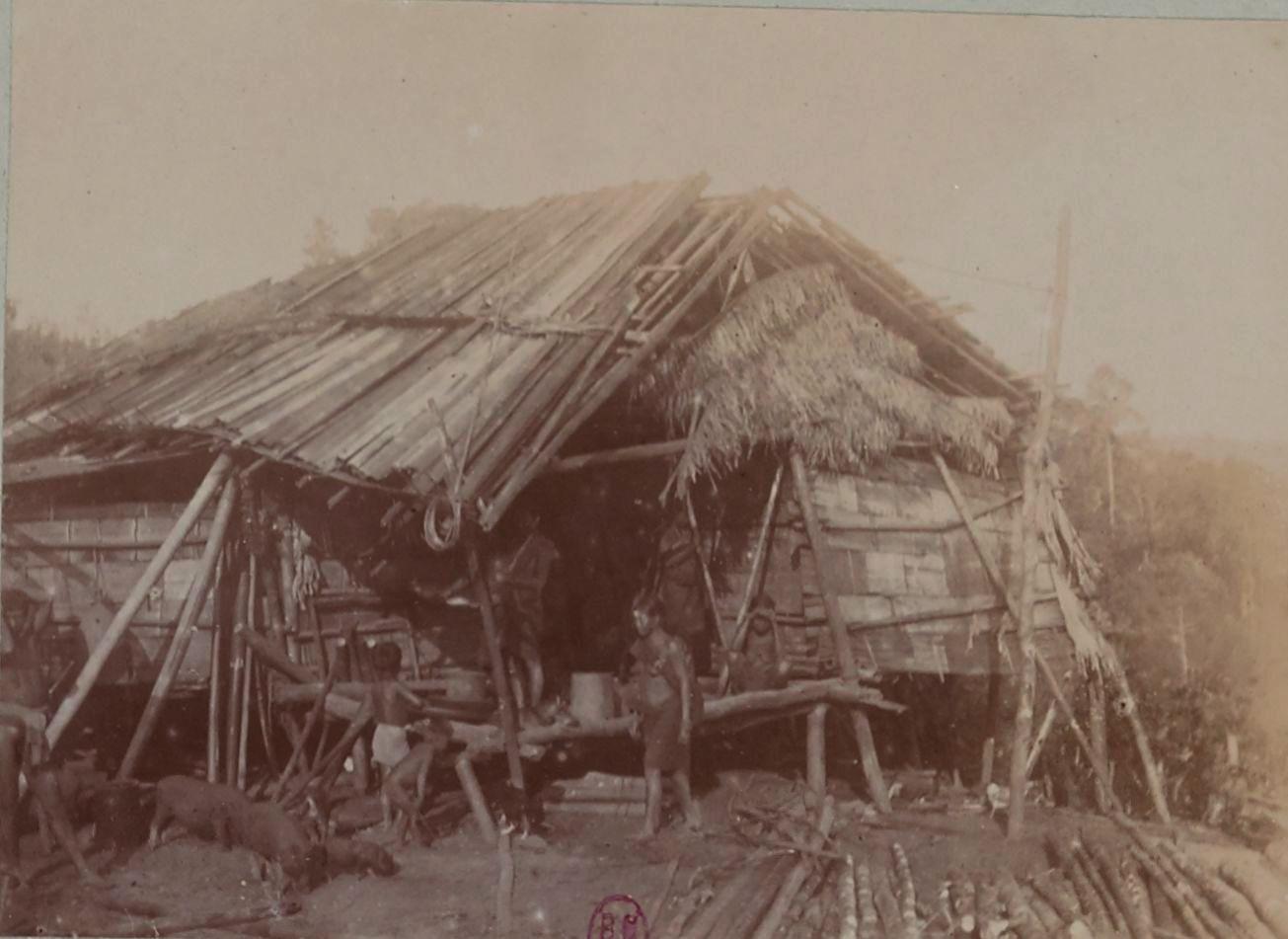 Дом в Такенге