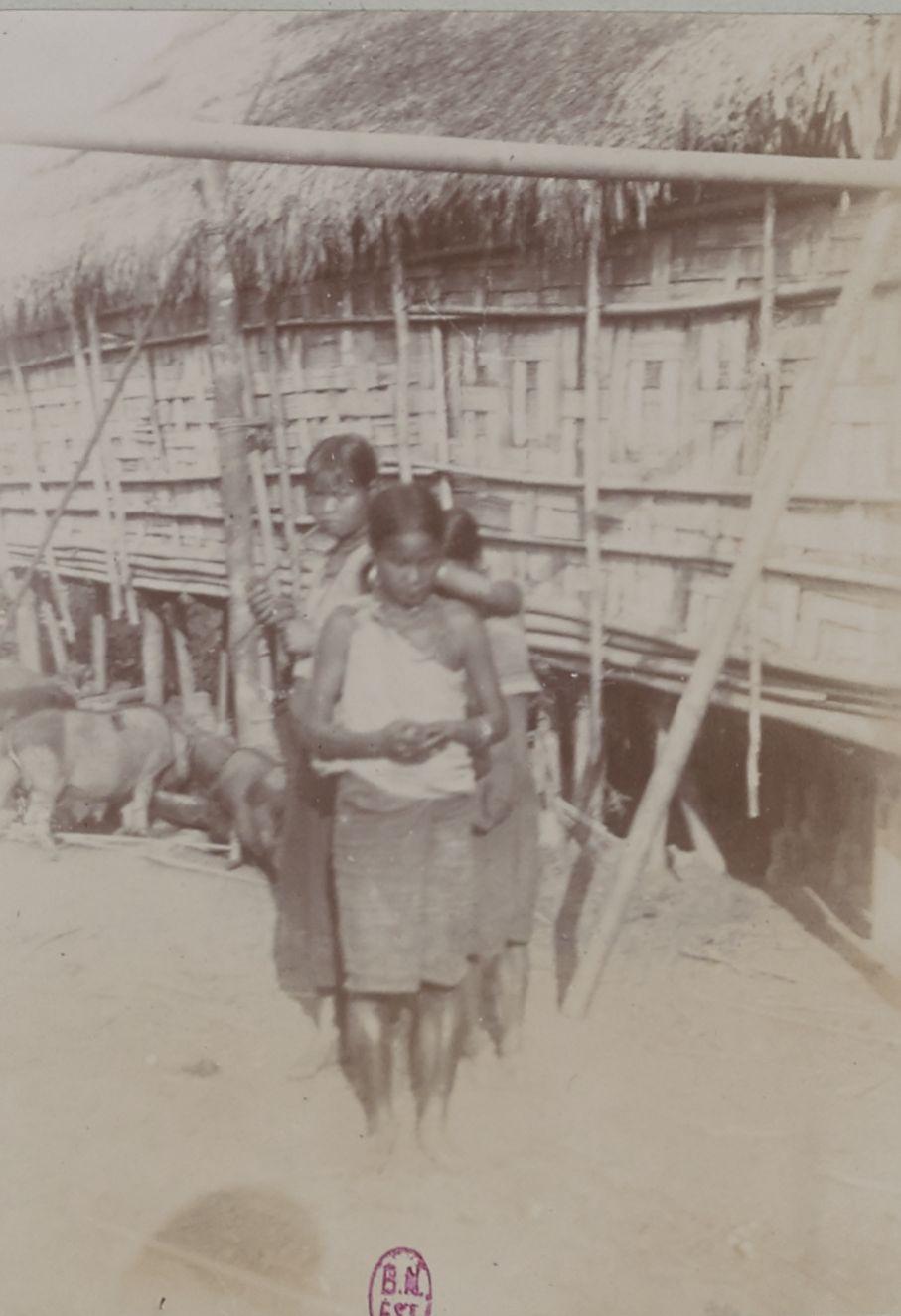 Дом фобана в Такенге