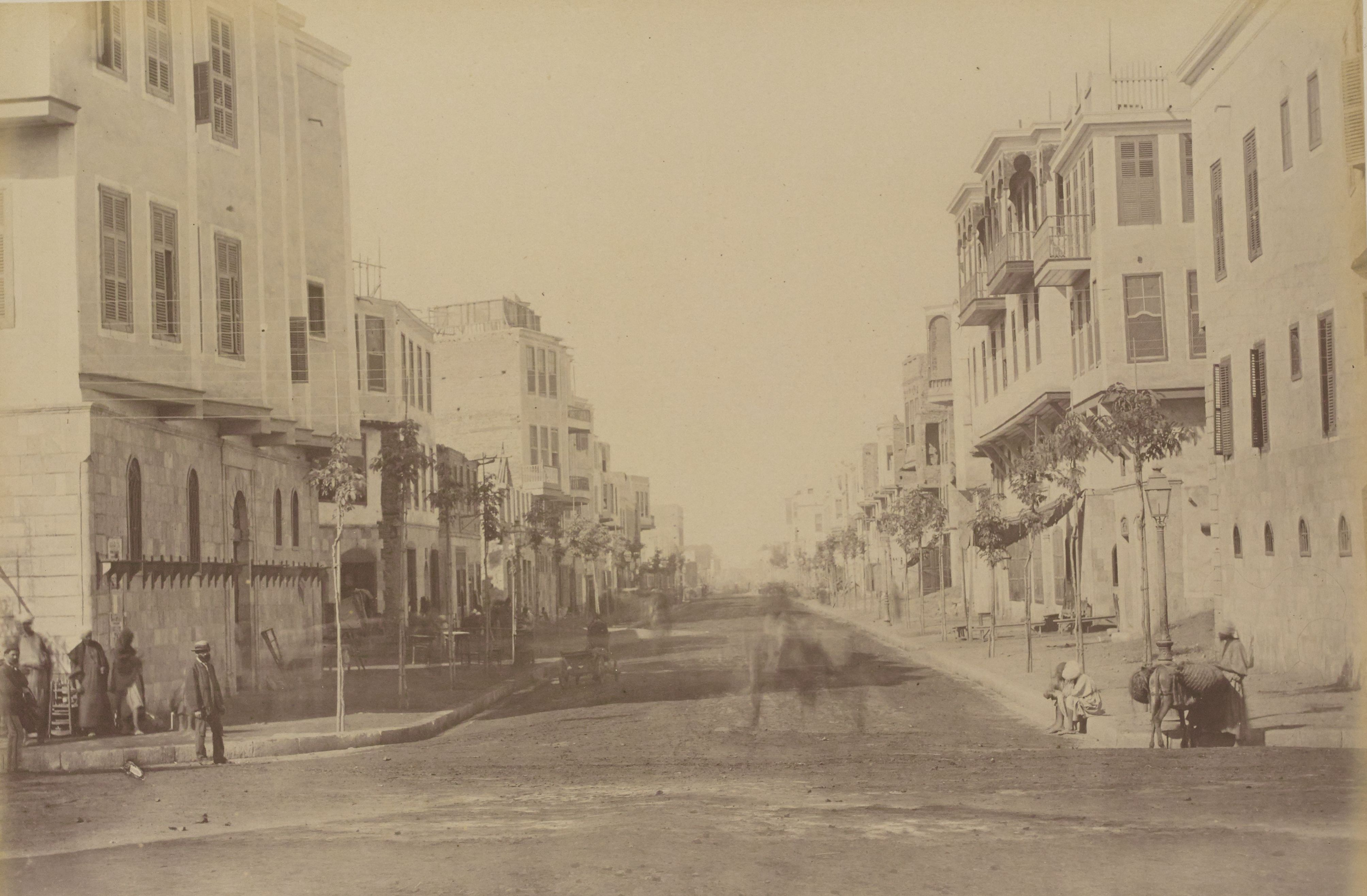 33. Улица Эль Бустен