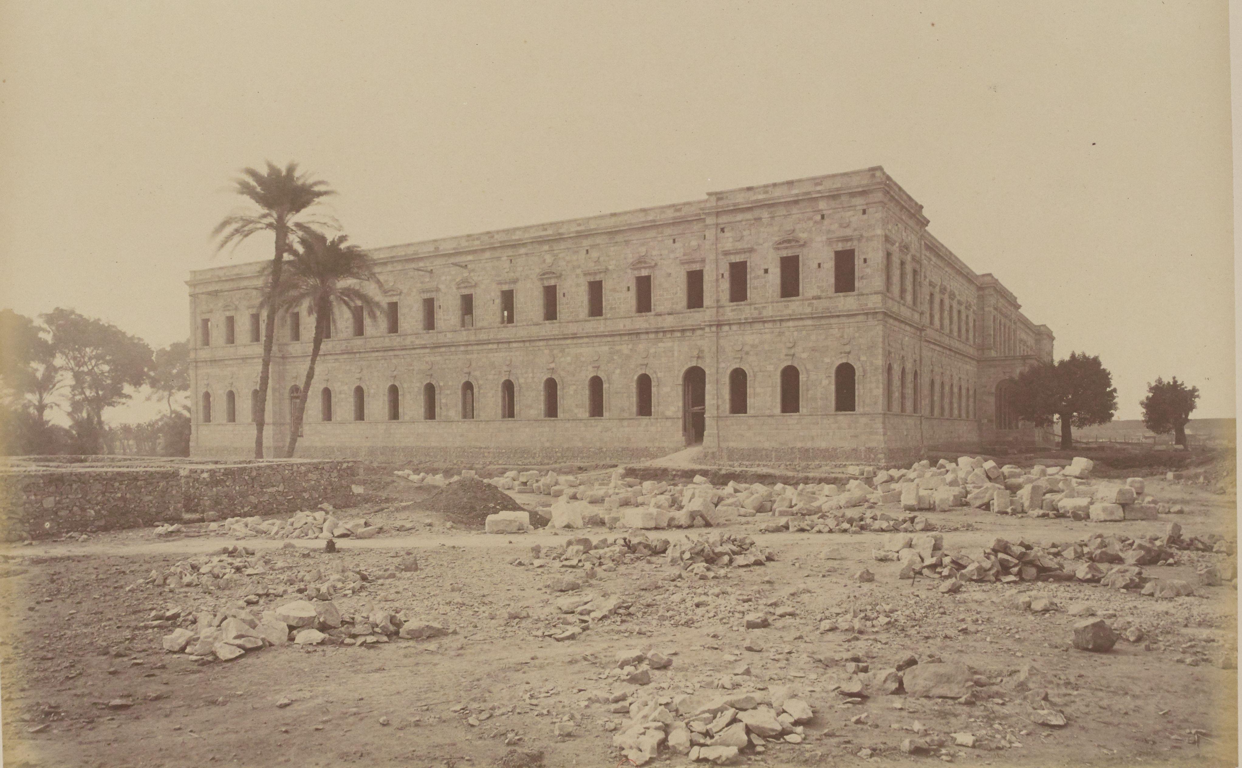 35. Школа Благородных Девиц, позднее Министерство общественных работ