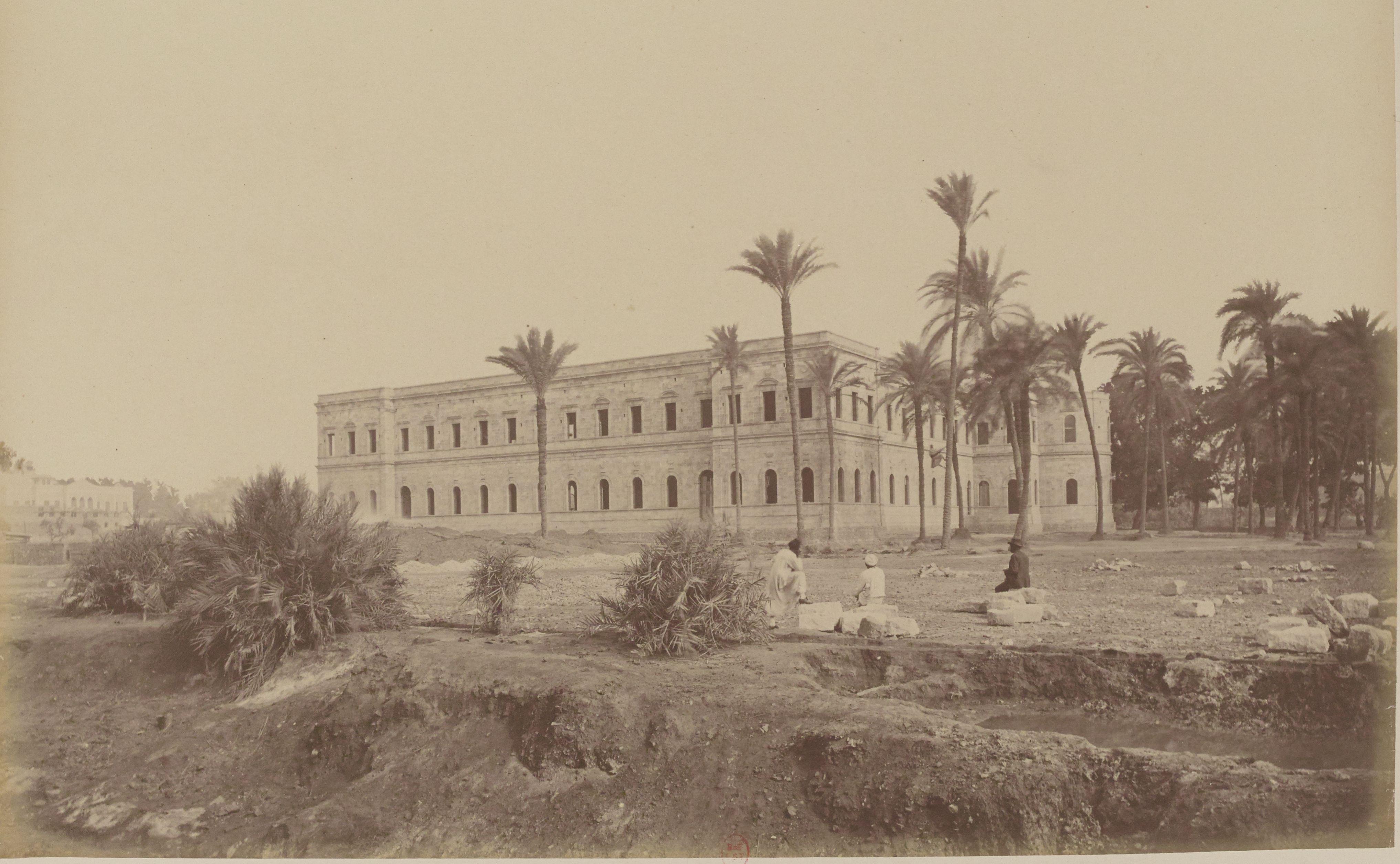 36. Школа Благородных Девиц, позднее Министерство общественных работ