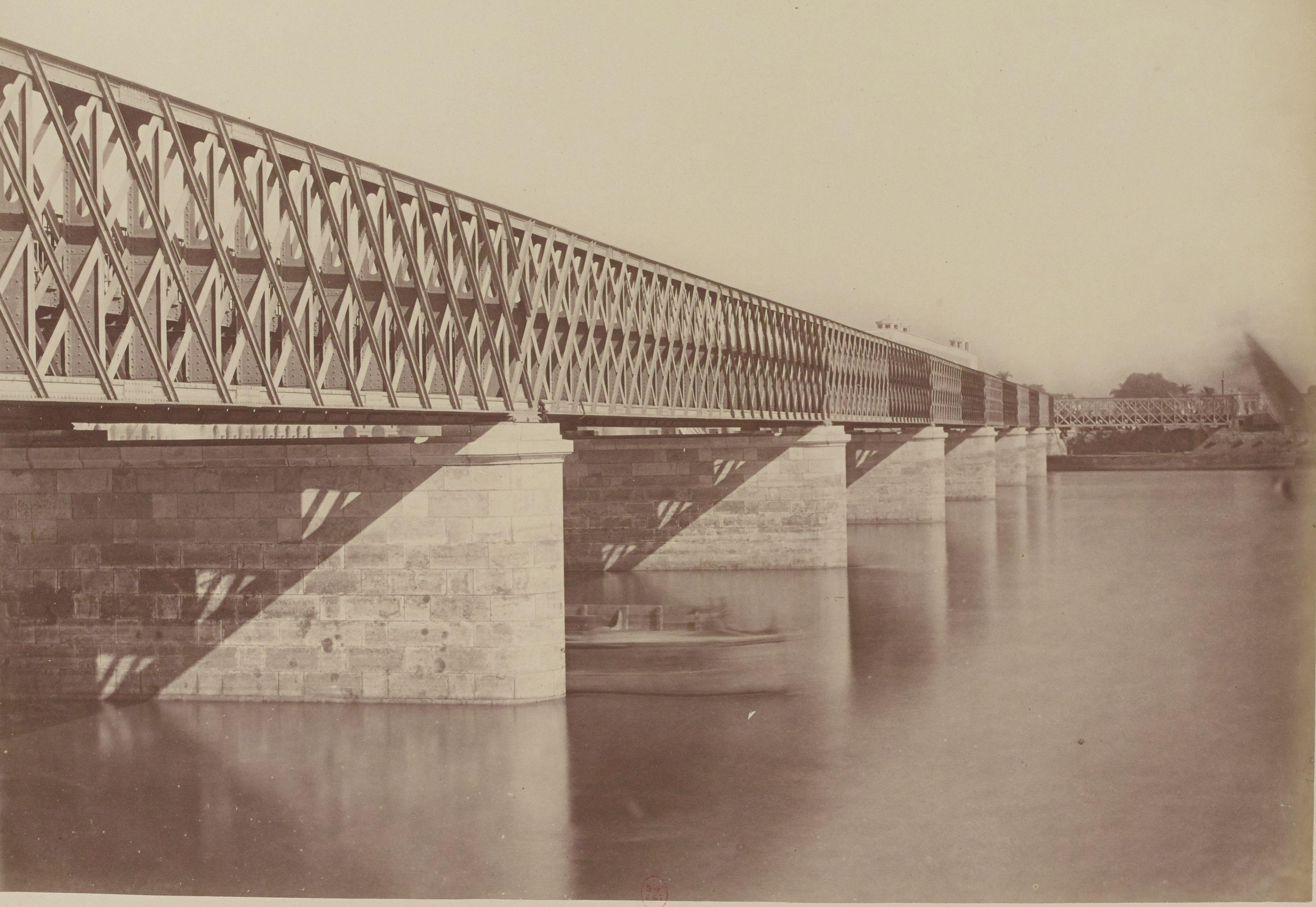 41. Мост Каср-эль-Нил