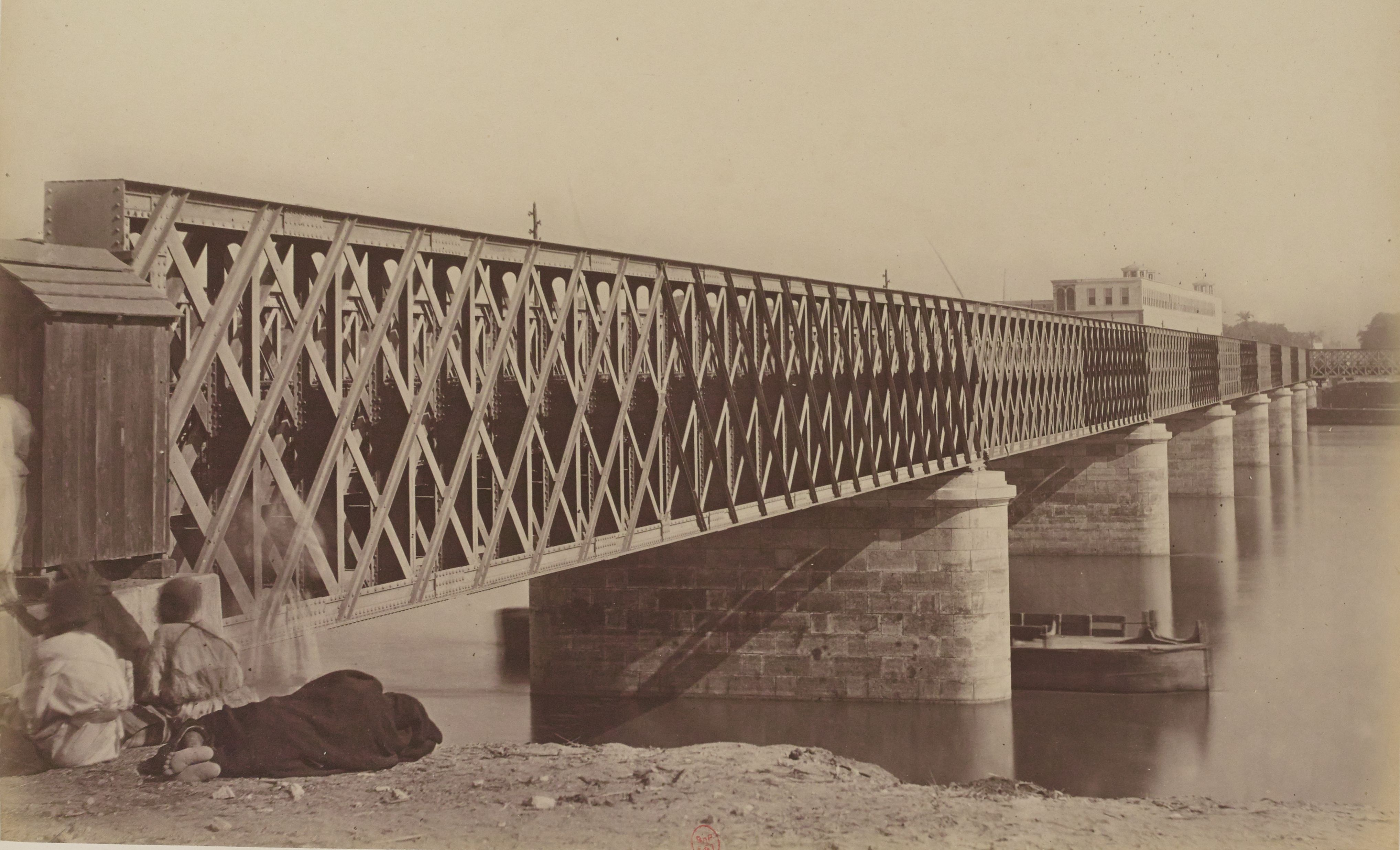 42. Мост Каср-эль-Нил
