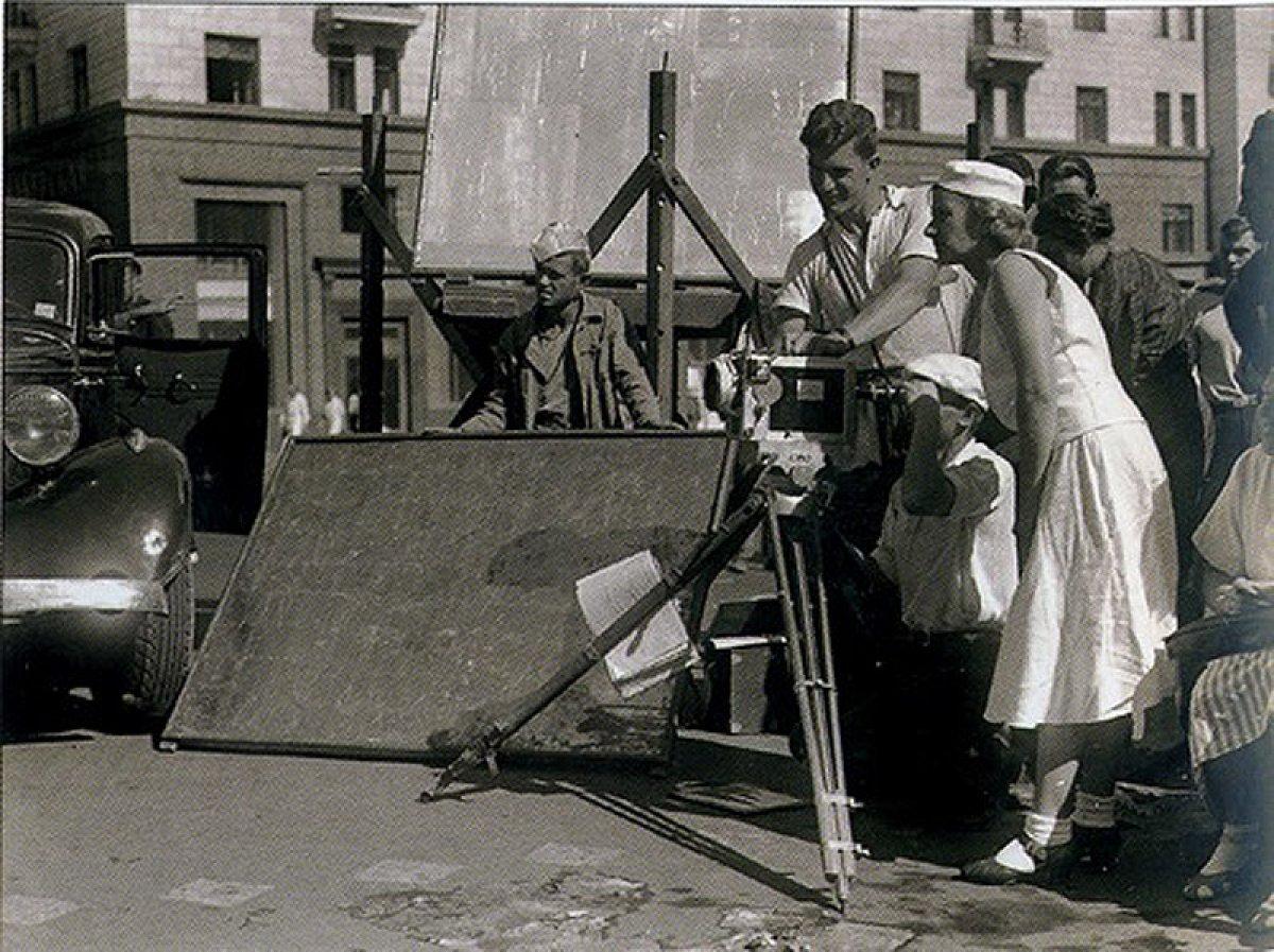 «Подкидыш». 1940