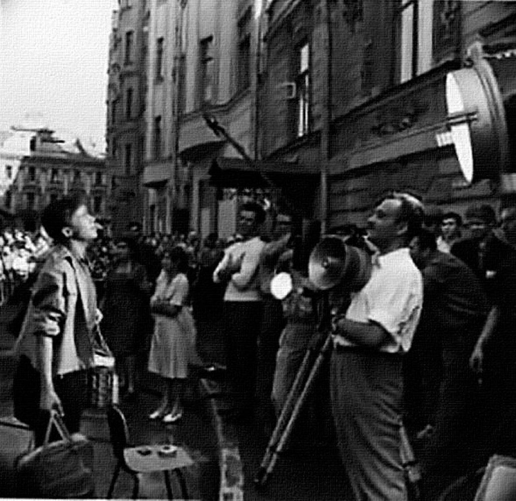 «Я шагаю по Москве». 1963