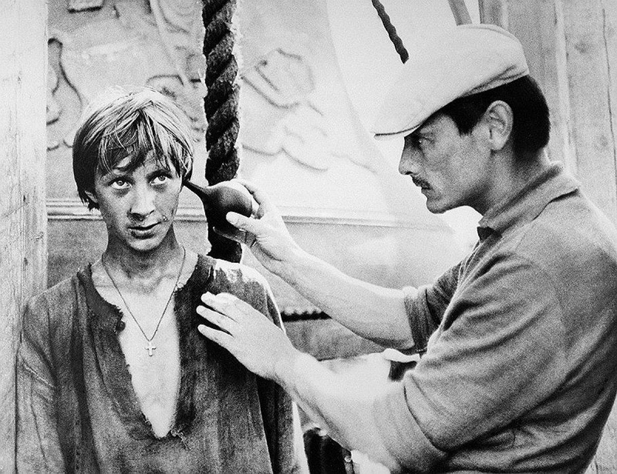 «Андрей Рублев». 1966