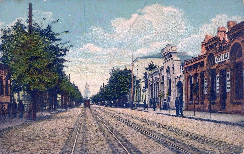 1-ая Соборная улица.
