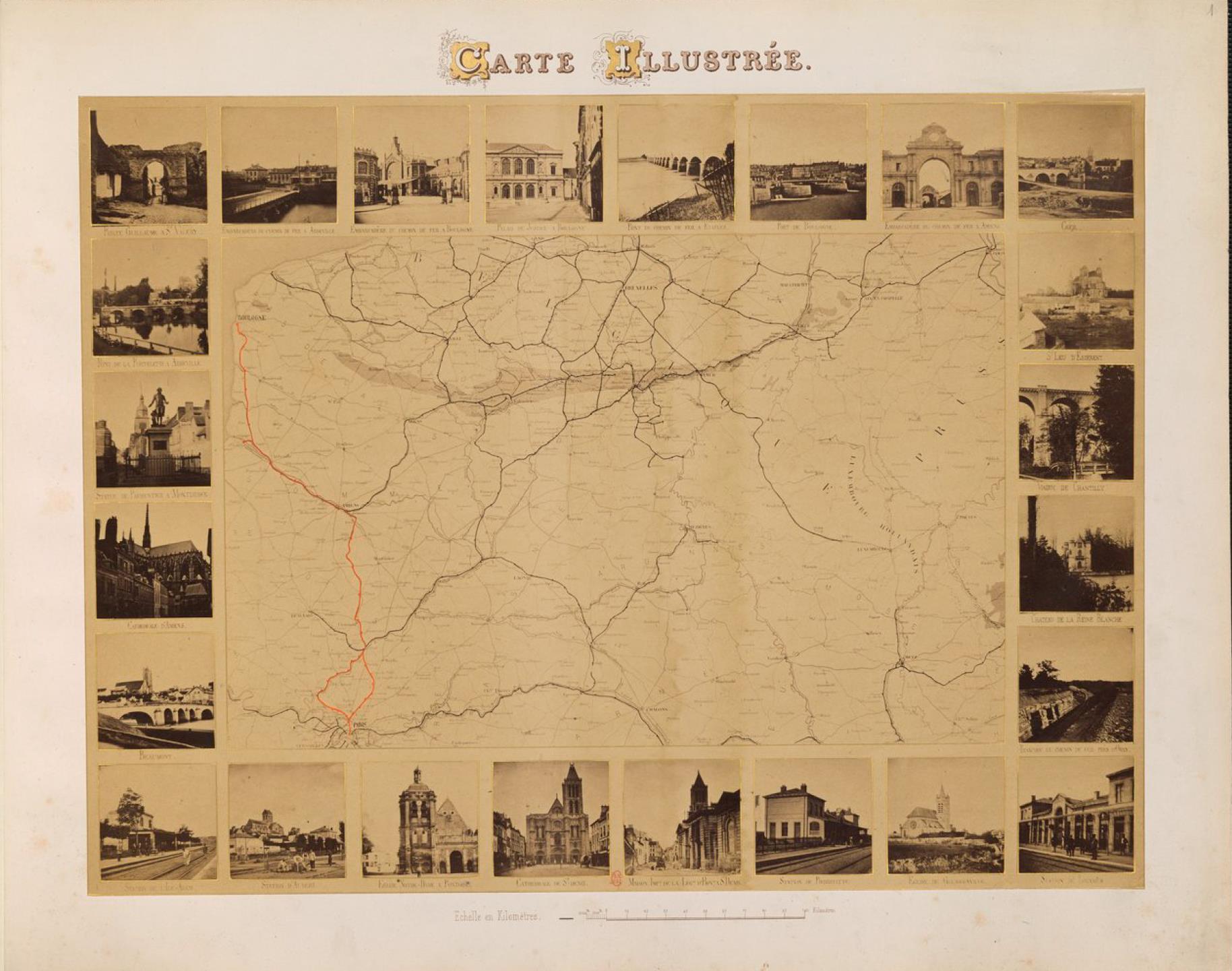 Иллюстрированная карта