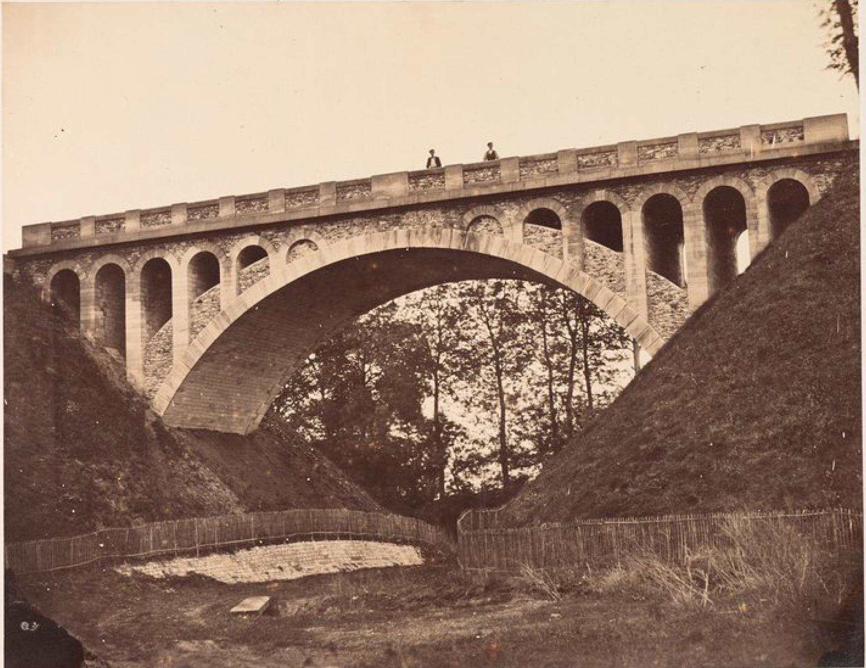 Мост Росне