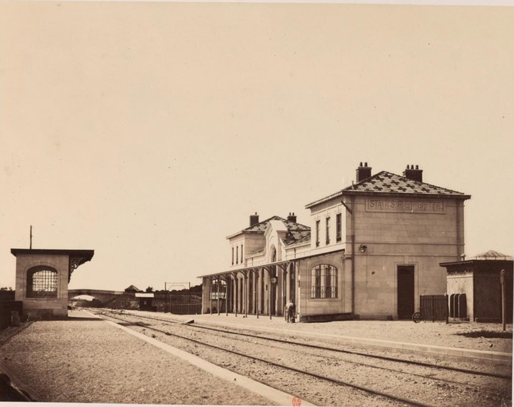 Станция Пьерфитте