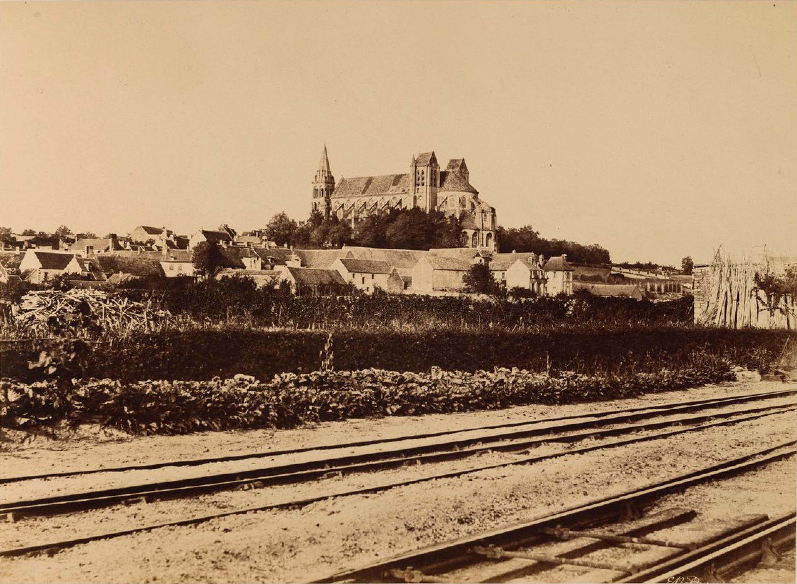 Вид Сен-Лё-д'Эссерана