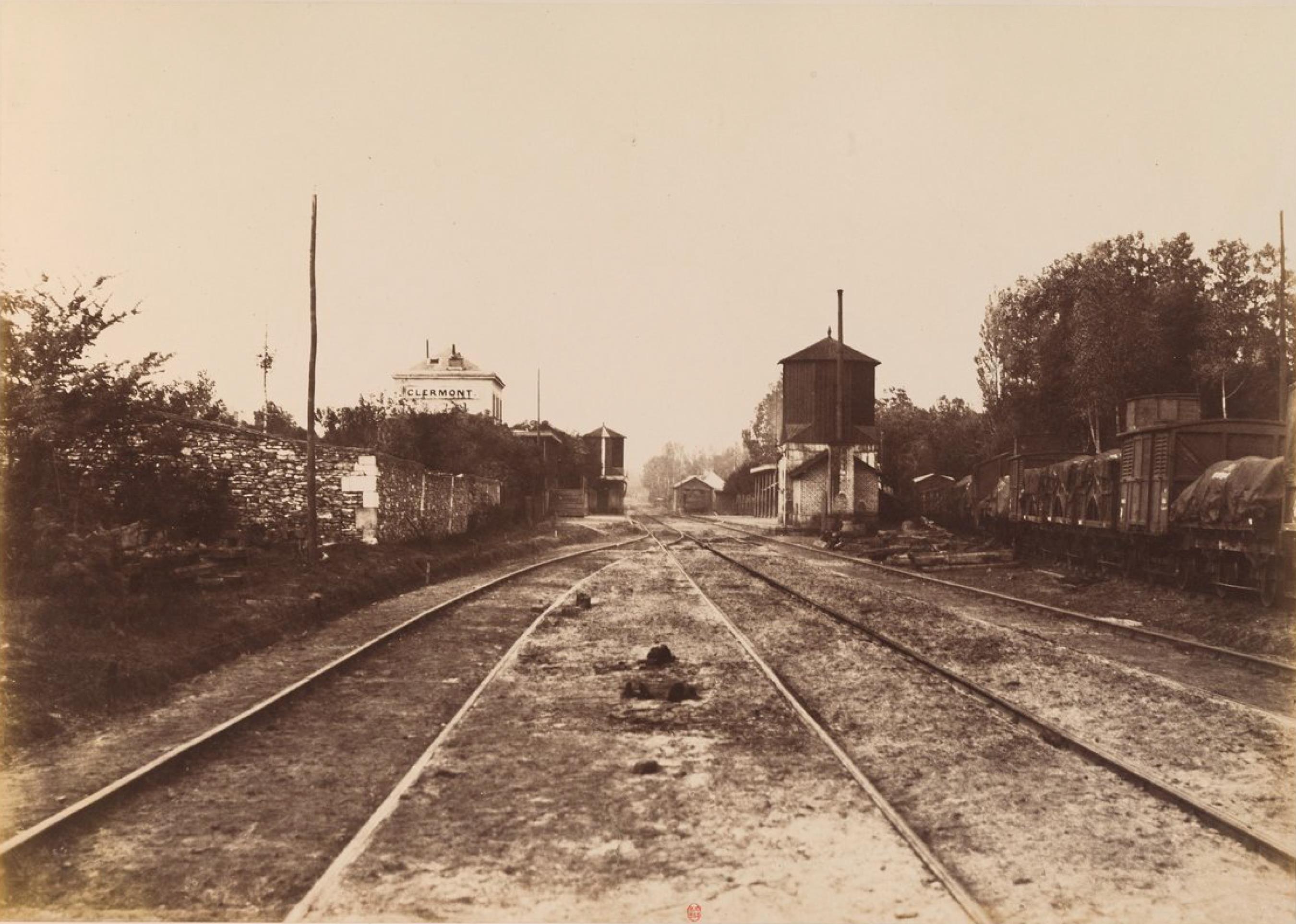 Станция Клермон
