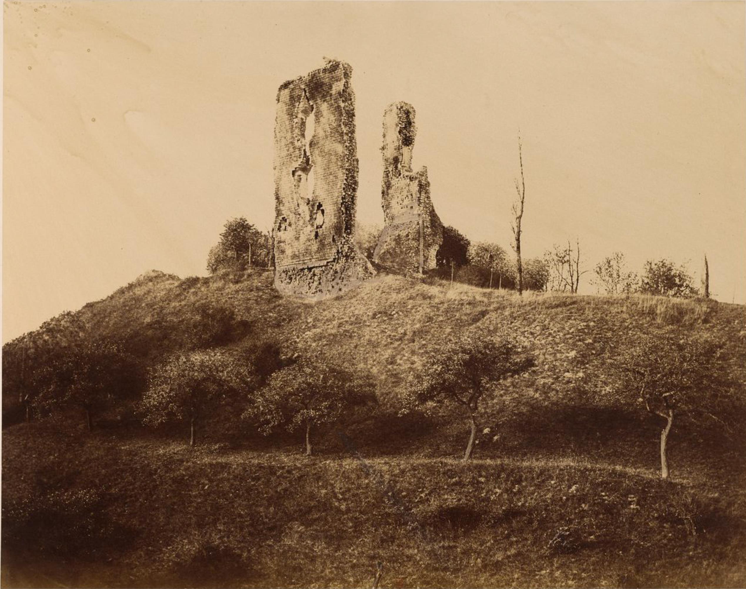 Руины в Бове