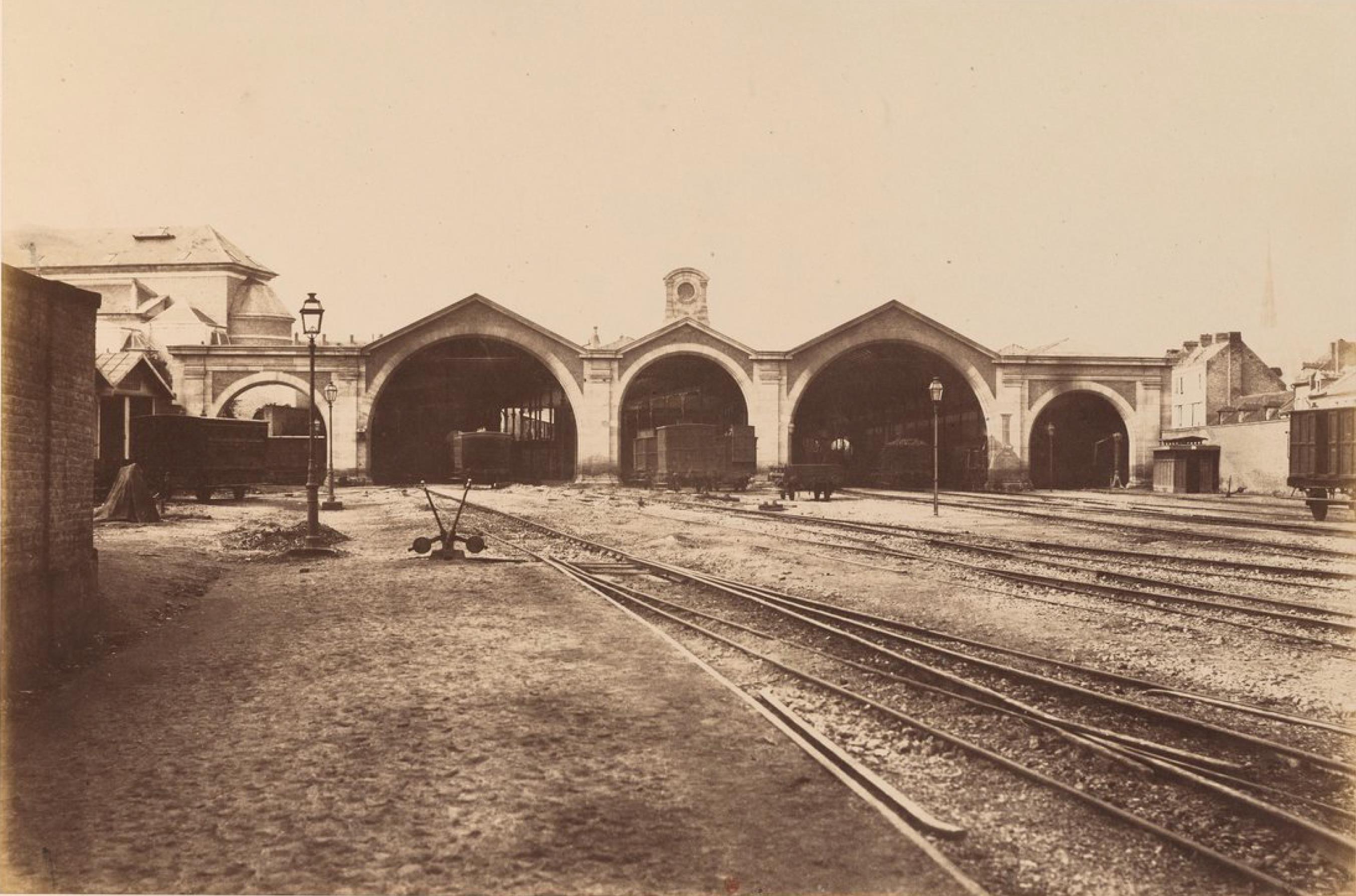 Станция Амьен