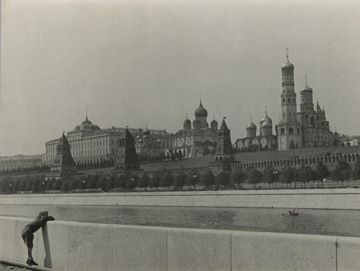 1930-е. Кремль