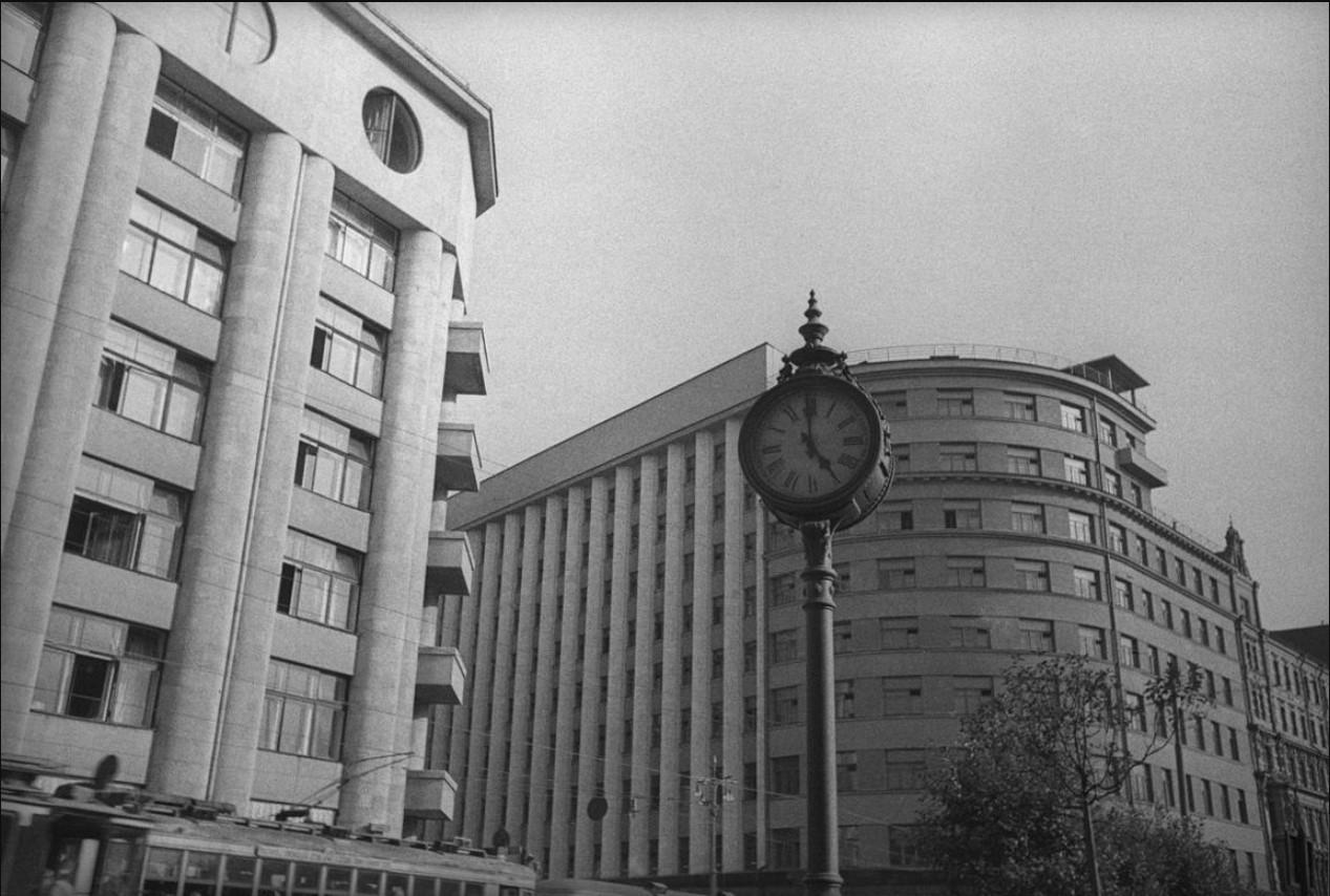 1930-е. Лубянка